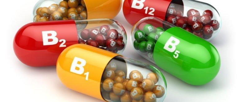 Vitamin-B-Komplex Test